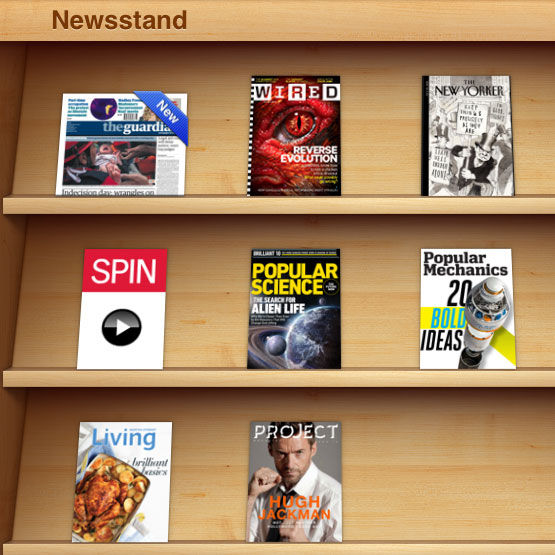 How to publish an iPad app in Newsstand & how to use advanced tools? (Part 2)